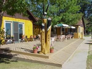 Agency Bay Lodge