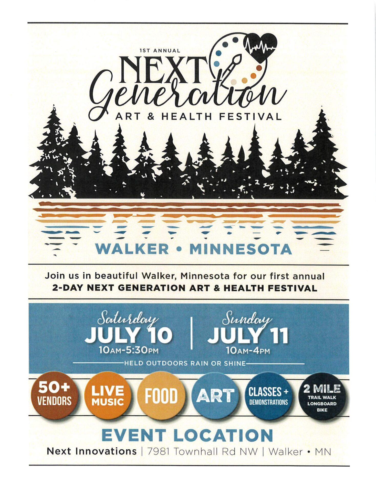 Next Generation Art and Health Festival