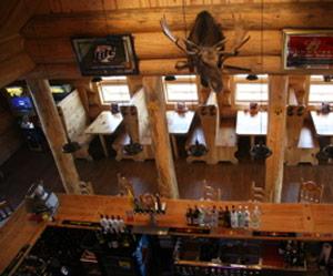 Lucky moose bar