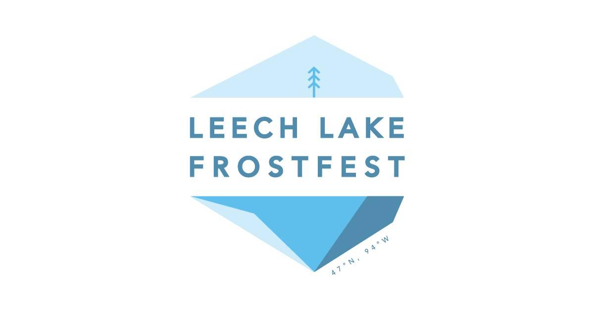 Leech Lake Frost Fest Logo