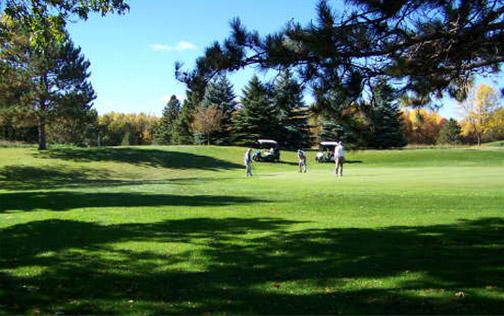 Lakeside Golfing